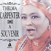 Thelma Carpenter: A Souvenir