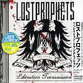 Lostprophets: Liberation Transmission [Japan]
