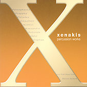 Xenakis: Complete Works for Percussion / Schick
