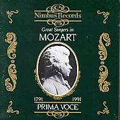 Prima Voce - Great Singers in Mozart