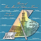 Rarities of Piano Music at Schloss vor Husum 2006