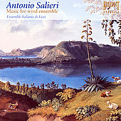 Salieri: Music for Wind Ensemble / Italiano di Fiati