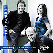 Haydn, Ireland, Brahms: Piano Trios / Trio Poseidon