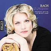 Bach and the Liturgical Year / Shannon Mercer, Luc Beauséjour