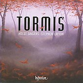 Tormis: Songs / Stephen Layton, Holst Singers