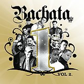 Various Artists: Bachata #1's, Vol. 2