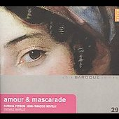 Baroque Voix\Voices Vol 29 - Amour & mascarade - Purcell, etc / Ensemble Amarillis