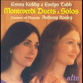 Monteverdi Duets & Solos