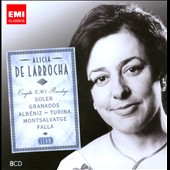 Icon: Alicia De Larrocha - Complete EMI Recordings