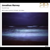 Jonathan Harvey: Speakings