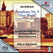 Dvor&aacute;k: Symphony No. 9; Carnival Overture