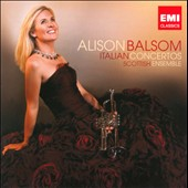 Italian Concertos / Alison Balsom, trumpet