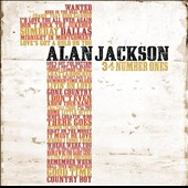 Alan Jackson: 34 Number Ones