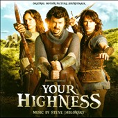 Steve Jablonsky: Your Highness [soundtrack]