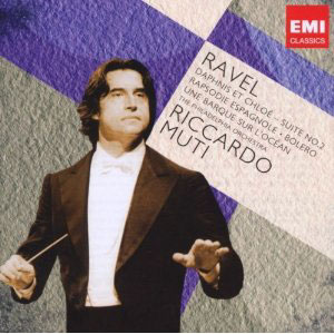 Ravel: Rapsodie Espagnole; Une barque sur l'Ocean / Muti - Philadelphia Orch.
