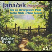 Jan&#225;cek: Piano Music / Radoslav Kvapil, piano