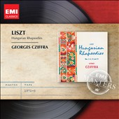 Liszt: Hungarian Rhapsodies Nos. 2, 6, 12 and 15 Georges Cziffra