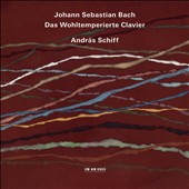 J.S. Bach: Well Tempered Clavier Books I & II / Andras Schiff, piano