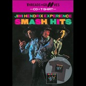 Jimi Hendrix/The Jimi Hendrix Experience: Smash Hits [Threads and Grooves with T-Shirt]