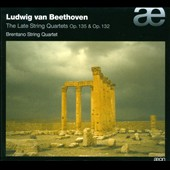 Beethoven: The Late String Quartets, Opp. 135 & 132 / Brentano String Quartet