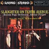 Rodgers: Slaughter on Tenth Avenue / Fiedler, Boston Pops