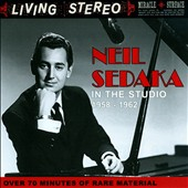 Neil Sedaka: In the Studio: 1958-1962