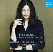 Telemann: Suite in A minor; Double Concerto