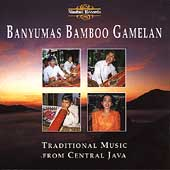Banyumas Bamboo Gamelan: Traditional Music from Central Java