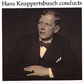 Hans Knappertsbusch conducts Mozart, Haydn, etc