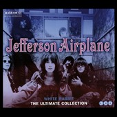 Jefferson Airplane: White Rabbit: The Ultimate Jefferson Airplane Collection [Digipak]