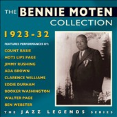 Bennie Moten: The  Bennie Moten Collection: 1923-1932 [Fabulous] *