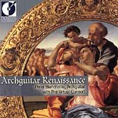 Archguitar Renaissance / Peter Blanchette, Virtual Consort