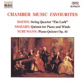 Chamber Music Favourites - Haydn, Mozart, Schumann