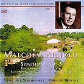 British Symphonic Collection Vol 6 - Arnold: Symphony no 5