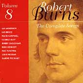 Robert Burns: Complete Songs Vol 8 / McManus, Duff, et al