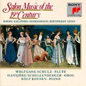 Salon Music of the 19th Century / Schulz, Schallenberger