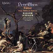 Eben: Faust, Four Biblical Dances / Halgeir Schiager