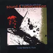 Sound and Repercussion - New Solo Flute Music / Wetherill