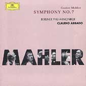 Mahler: Symphony no 7 / Claudio Abbado, Berlin Philharmonic