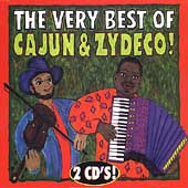 Various Artists: Very Best of Cajun and Zydeco