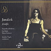 Janacek: Jenufa / Vogel, Jelinkova, Zidek, Krasova, et al