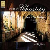 Temple of Chastity - Codex Las Huelgas / Mille Fleurs