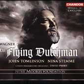 Opera in English - Wagner: The Flying Dutchman