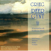 Grieg: Peer Gynt / Heesters, Helling, Engelskamp, et al