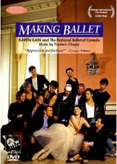 Making Ballet With Karen Kain [DVD]
