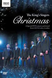 The King's Singers Christmas / St. Lukes London [DVD]