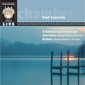 Moscheles: Fantasy, Variations, etc / Nash Ensemble