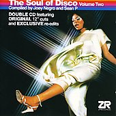 Joey Negro/Sean P. (Compilation Producer): The Soul of Disco, Vol. 2