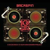 Various Artists: Backspin [Digipak]