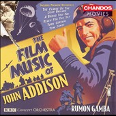 The Film Music of John Addison / Gamba, et al